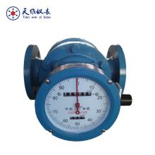 Mechanical Analog Output Gasoline Fuel Oil Flow Meter