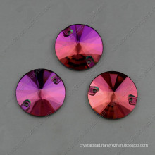 Wholesale Fashion Crystal Stones Round Sew on Crystals