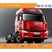 Camion de tracteur FAW 6x2 2100 + 2600mm 350hp