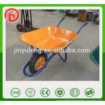 Popular model WB6400 wheelbarrow for sales construction tools