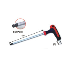 T-Handle Ball Point and Hex Wrenches