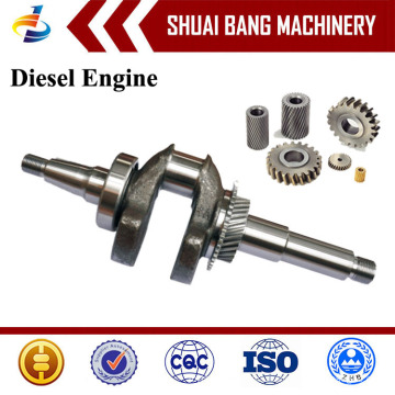 Shuaibang China Oem Factory Made Gasoline High Pressure Pump Crankshaft