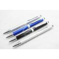 Новейшая металлическая ручка Stylus Ball Point для подарка на день рождения