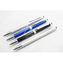 Newest Metal Stylus Ball Point Pen for Birthday Gift