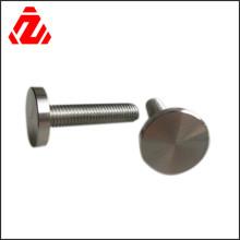 Parafuso helicoidal esquerdo de aço inoxidável de alta resistência