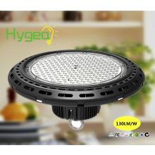 IP65 150w UFO LED luz de baía industrial alta com aprovação UL
