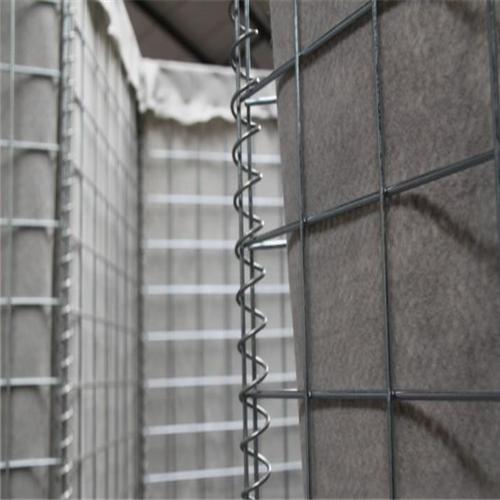 Hesco barrier