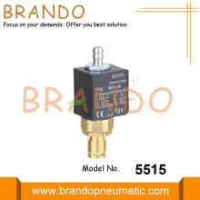 Válvula solenóide de bronze de vapor de máquina de café de 3 vias