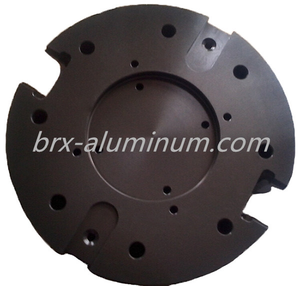 High Performance Aluminum Machine Part