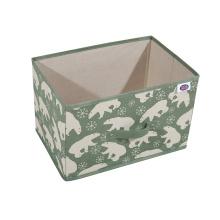 Decorative File Storage Bin