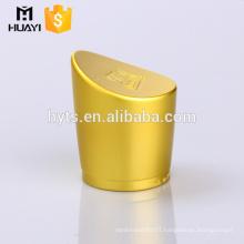 most popular luxury zamac metal perfume bottle caps