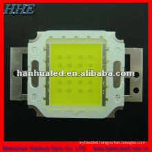 20W integrated white high power led