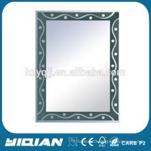 4mm 80x60cm frosted wall bathroom mirror