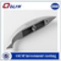 Puerta de acero personalizada piezas de recambio de piezas de recambio de cera perdida de precisión