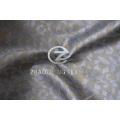 Polyeser Jacquard Twisted Chiffon Fashion Fabric for Women Dresses (ZCFA002)