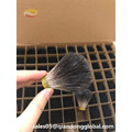 Synthetic Black Badger Shaving Brush Knot