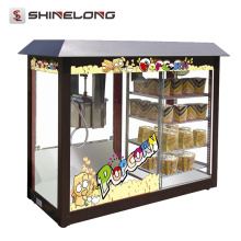 Heavy Duty Professional Caramel Production Line Sweet popcorn popper