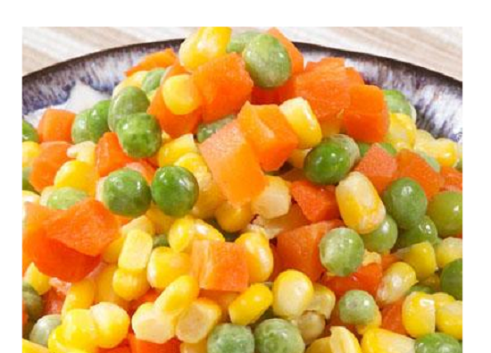 Frozen Mixed Vegetables Calories