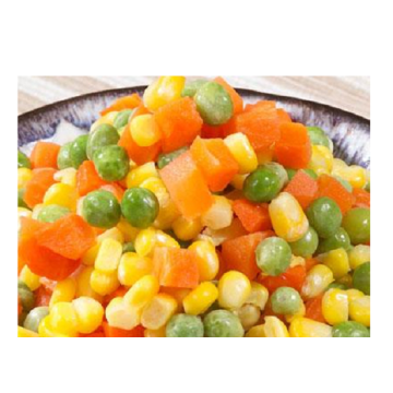Frozen Mixed Vegetables Nutrition