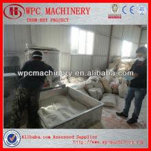 MELHOR! SRL.Z 500/1000 Máquina de mistura quente-fria / máquina de mistura de madeira e plástico wpc (qingdao hegu)