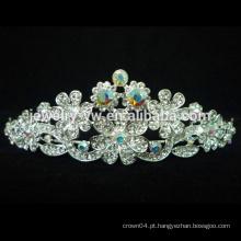 Venda quente da coroa elegante do casamento