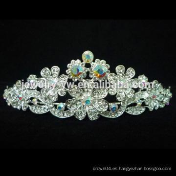 Venta caliente de la corona elegante de la boda