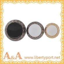 ABS plastic button