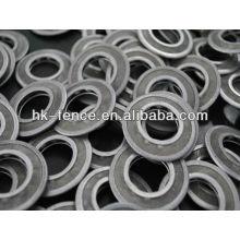 Paquets d'écran de filtre d'acier inoxydable pour des fibres chimiques