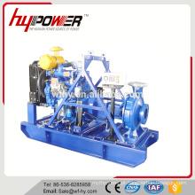 Conjunto de Bomba de Água Diesel para Irrigação Powered By HF495G