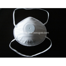 Medical Anti-Virus Protective N95 Face Mask With Valve