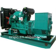 100kva Motor Diesel-Generatoren gesetzt