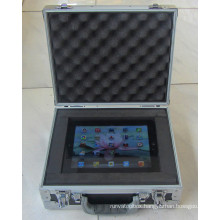 iPad Aluminum Case for Transport