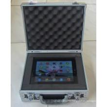 алюминиевый корпус iPad для транспорта