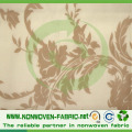 Printed Spunbond Home Fabric PP Non Woven