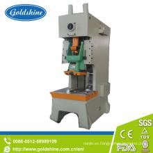 Máquina de fabricantes de envase de aluminio
