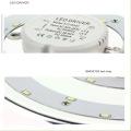 Les plafonniers intérieurs d'intérieur de haute qualité LED IP54 ont monté les plafonniers ronds montés par LED