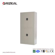 Cabinet de rangement verrouillable de porte d'oscillation d'Orizeal (OZ-OSC010)