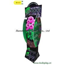 Chine Présentoir de promotion d'affichage de crochets de carton (B & C-B018)