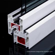 60mm Series PVC Profile for uPVC Windows