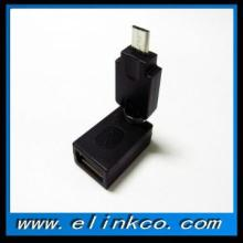 Rotary usb wireless adapter  usb to usb adpater male to female