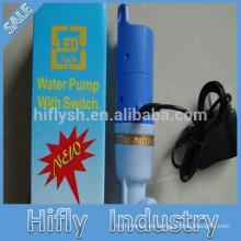 Bomba de agua potable estándar europea 220V / 240V Bomba de agua embotellada 5-6 galones