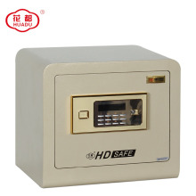 Mini combination lock metal hotel safe box