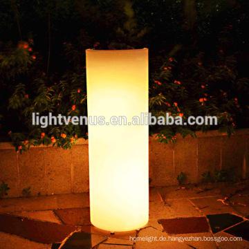 2015 neue Rechargeabale 16 Farbe Änderung LED Flower Pot/Runde Form Pflanzer