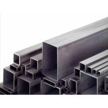 Q235 quadratischen rechteckigen Kohlenstoffstahlrohr für Verkauf China-Hersteller