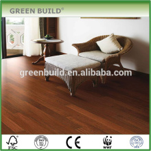 Smooth Top Class Jatoba Engineered Wood Flooring Indoor