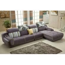 Modern Saudi Arab Living Room Fabric Sofa (2192B)