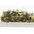Mistura natural de manga de chá de frutas com sabor a manga com chá verde