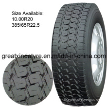 Truck Tires and Trailer Tire (10.00R20 315/80R22.5 385/65R22.5)