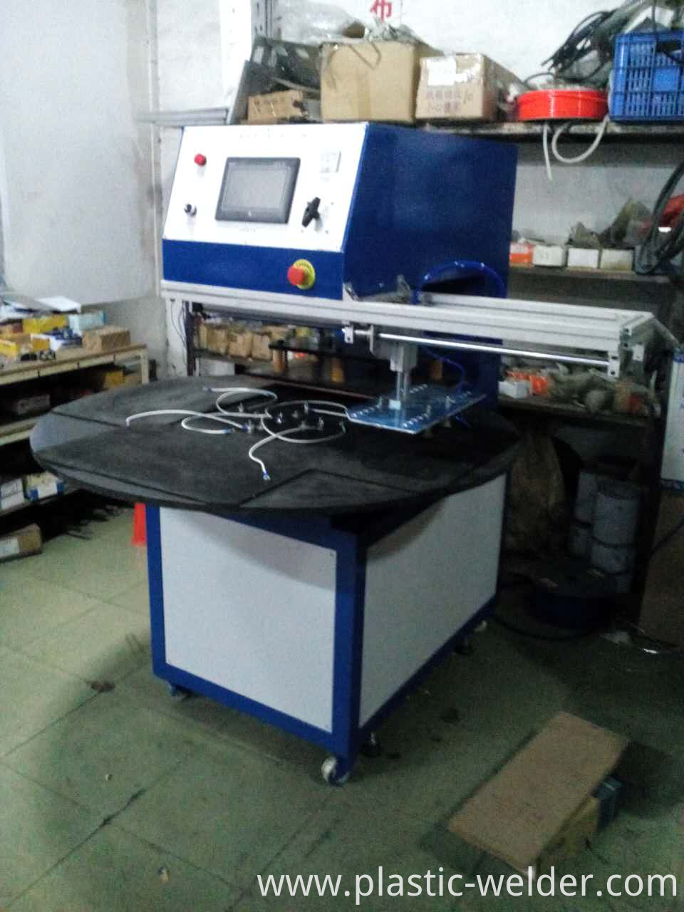 blister sealing machine