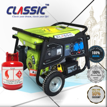 CLASSIC(CHINA) 4kw Gas Generator